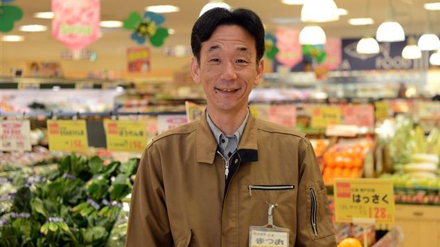 店長松尾吉則
