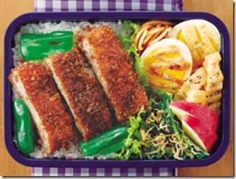 バラカツ丼弁当
