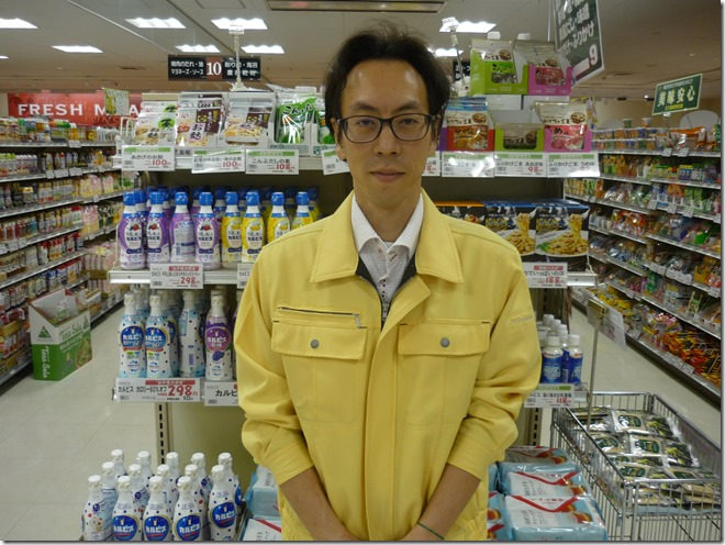 鈴木俊明店長